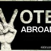 Thumbnail image for The vote abroad