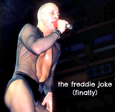 Post image for Right Said Fred