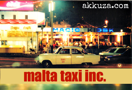 Post image for Taxi Taxi
