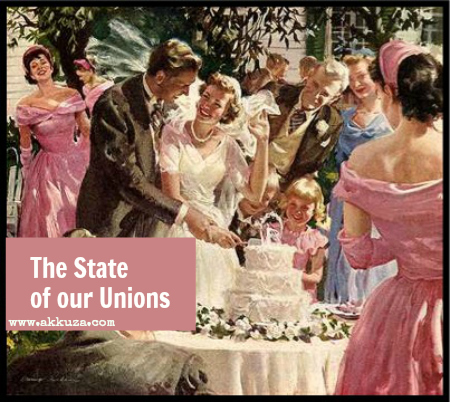 Post image for The State of Our Unions
