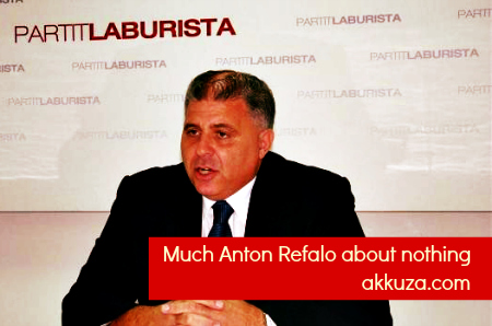 Post image for More Anton Refalo about nothing
