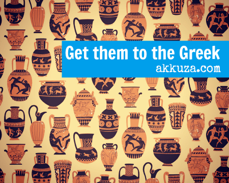 Post image for Get them to the Greek
