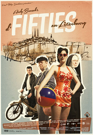 fifties-poster
